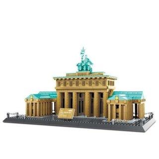 Wange 6211Architektur das Brandenburger Tor