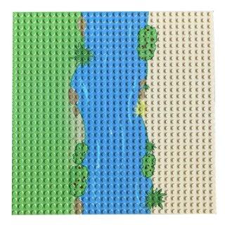 Klemos Grundplatten 32x32 Strand (25cmx25cm)