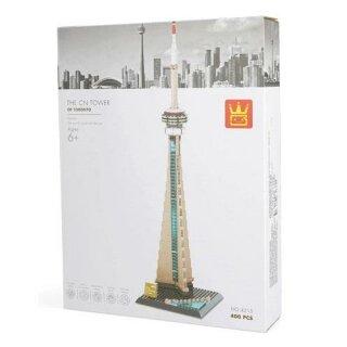 Wange 4215 Architektur CN Tower von Toronto