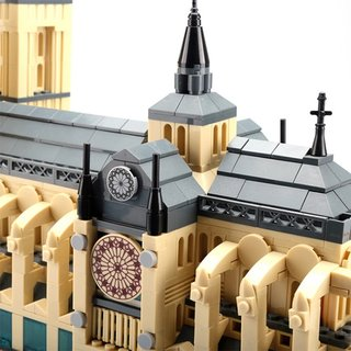 Wange 5210 Architektur Notre-Dame Kathedrale von Paris
