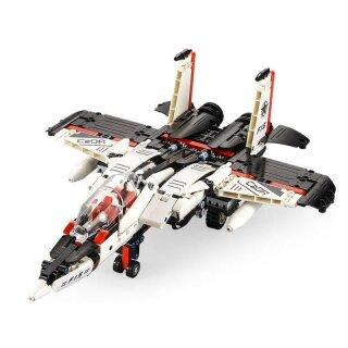 CaDA C51030 Ferngesteuerter 2in1 Roboter / Kampfflugzeug