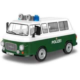 Cobi 24596 Youngtimer Barkas B1000 Polizei Klemmbaustein