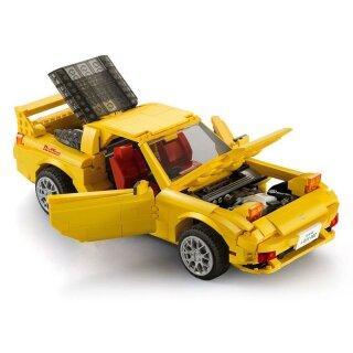 CaDA C61023 Mazda FD3S RX-7 gelb