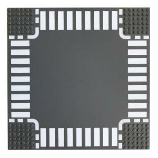 Klemos Grundplatten 32x32 Straße (25cmx25cm)