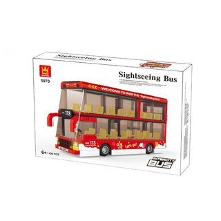 Wange 5970 Intercity Doppeldecker Sightseeing Bus