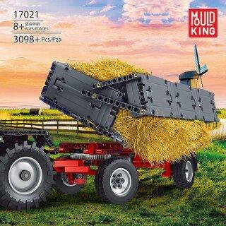Mould King 17021 Traktor Zubehör Set Klemmbaustein