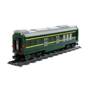 Mould King 12001CX Eisenbahn Anhänger Klemmbaustein