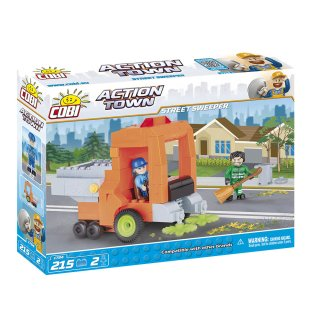 Cobi 1784 Action Town Street Sweeper